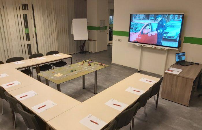 Theorieunterricht in Rösrath-Hoffnungsthal